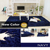 turkish bedroom polyester microfiber twisted yarn baby mat material