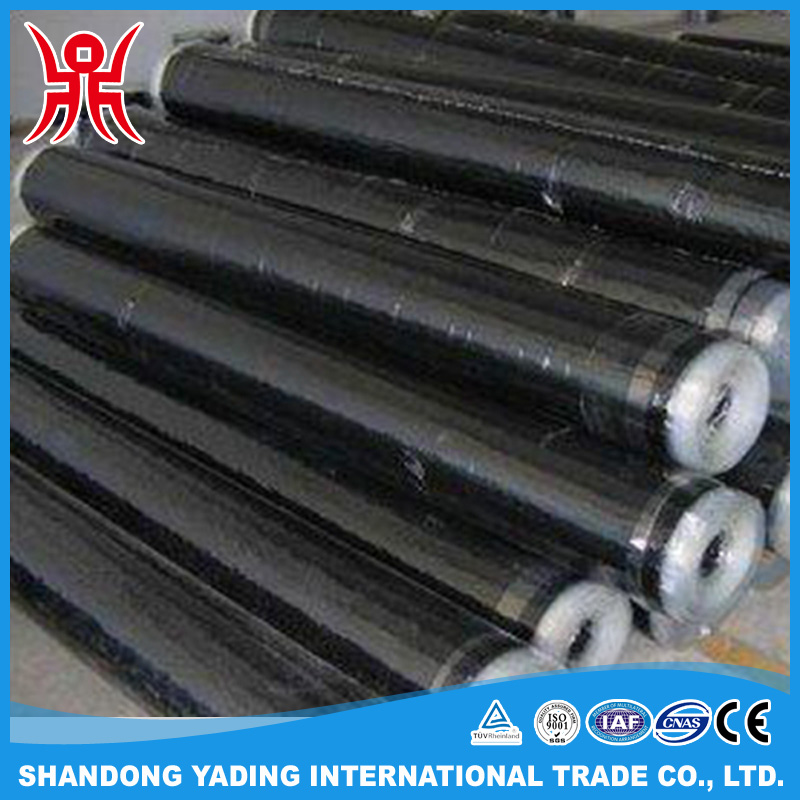 cheap price Self-adhesive bitumen waterproof roofing membrane
