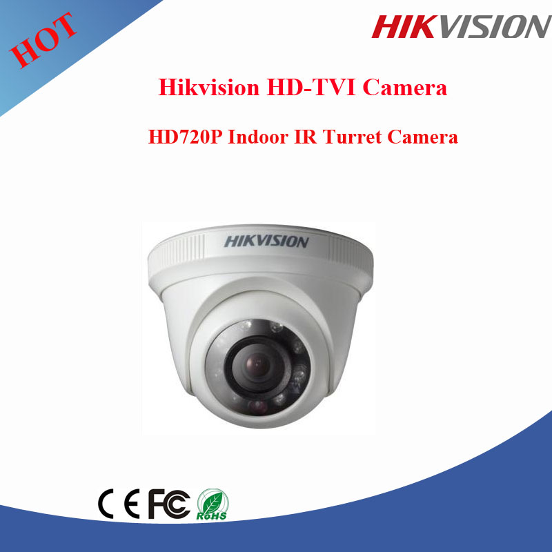 Hikvision 720P DOME camera Smart IR Camera for Indoor use DS-2CE56C0T-IRP