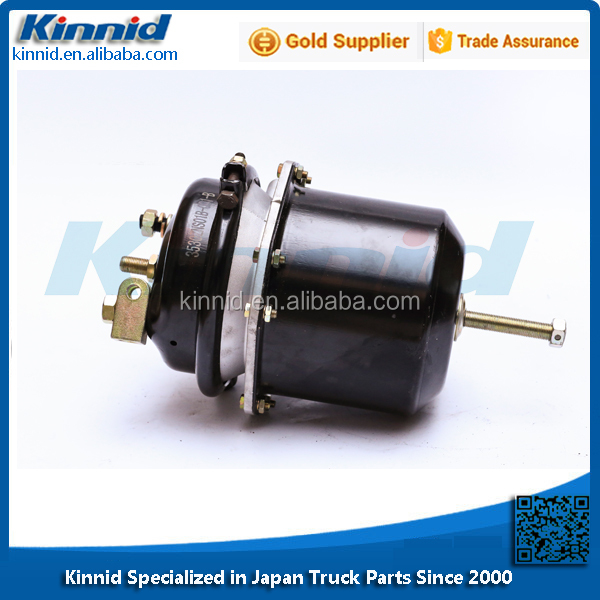 High Quality Hino truck air rear brake chamber /brake booster