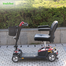 High Quality Light Weight Mobility Scooter Elderly Handicapped Foldable Scooter