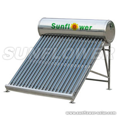 India Integrated Hot Water Solar Panels Cost