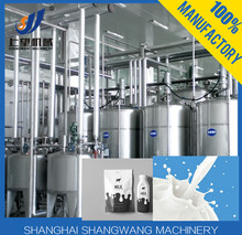 High quality milk processing machinery price Milk machine yogurt production line filling machine
