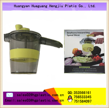 High quality hand held vegetable grater,slicer,mincer,as seen on TV