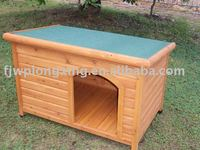 Wooden Dog House with hot sale
