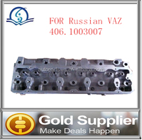 Cylinder Head for Russian VAZ 406.1003007 with OEM quality and very very low price.