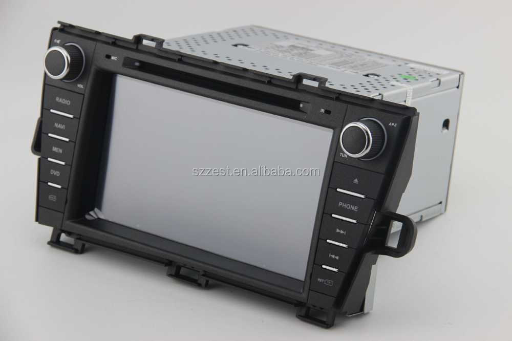 ZESTECH Auto Multimedia New For Toyota Prius car dvd gps