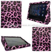 Guangzhou Wenyi Shockproof Cover Customize Tablet PU Case For iPad 2/3/4