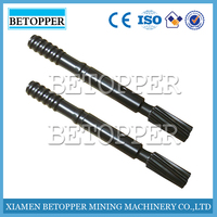 tunnel boring machine parts--shank adapter,tige d'adaptateur