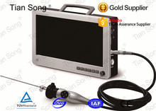 Medical portable endoscope camera LED light source,HD with 4 functions integration