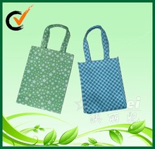 CLASSIC POLYESTER TOTE HAND BAG FOR SHOPPING