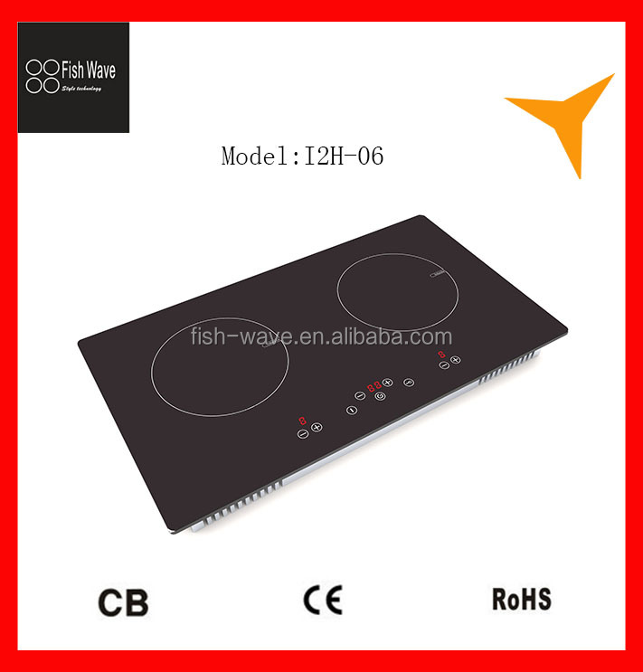 induction cooktop 220v hotpot electric cooking built-in kitchen appliance double head induction cooker