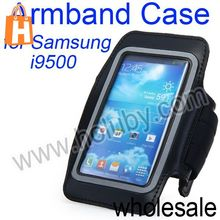 Sport Case Waterproof Armband for Galaxy S4 Samsung I9500 I90505 I9508