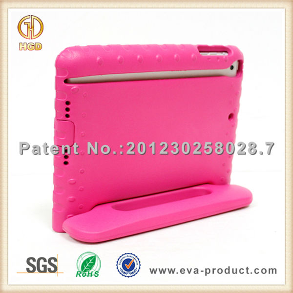Children Safe Kids Friendly special standing case for ipad mini 2
