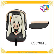 Luxury Leather Safety Baby Car Seat Baby Booster Car Chair
