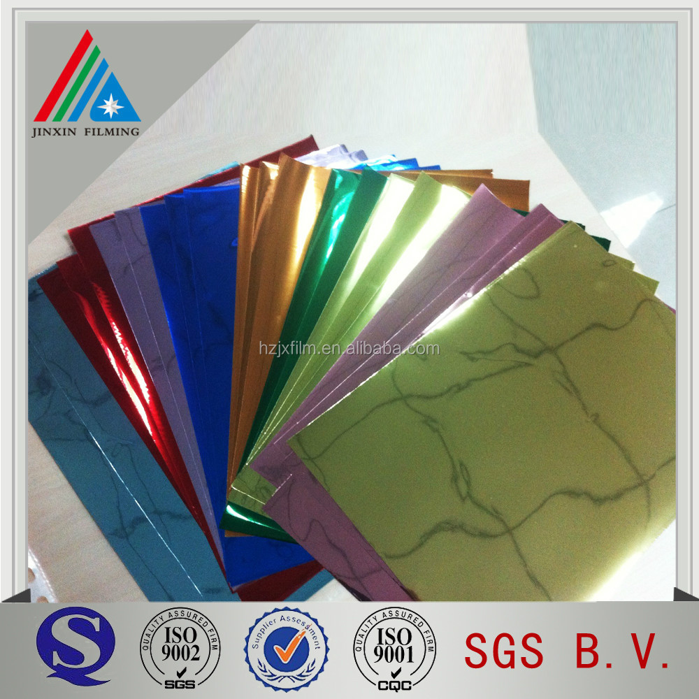 Gift Wrapping Polyester Colour Film