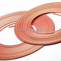 Pancake Copper Tube Copper Tube Copper