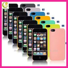 Funny create fascinating photos special lens cover for iphone 4/4s