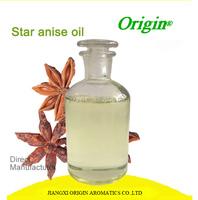 Chinese supplier produce steam distillation anis oil /star anise oil 99% anethole