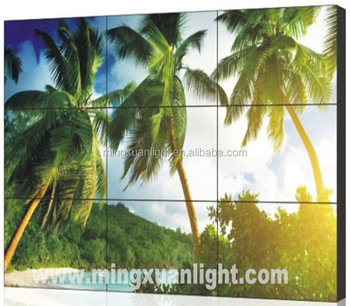 Hot sale 46inch big video wall lcd display screen lcd video wall