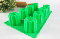 2016 new products chocolate mold fondant silicone mold Christmas decorating