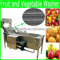 2013 Newest Hot Sale Automatic brush washing machine fruit and vegetable Low Price High Quality