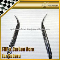 For SUBARU Impreza GC Carbon Fiber Eyebrow Eyelid