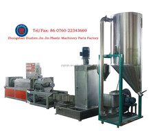 Recycled plastic pe film /granules machines for sale