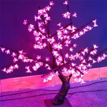 2014 new product LED Apple tree decoration light 2.3m new led tree