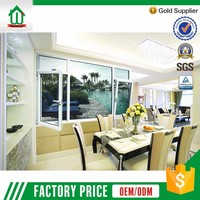 Reasonable Price Brand New Design Foshan Custom Casement Window With Fixed Panel