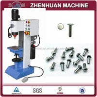 Air Or Hydraulic Riveting Machine For