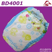High Quality Good Absorbtion Japan SAP Disposable Ultra Thin Baby Diaper Manufacturer from China