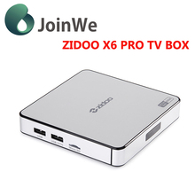 Hot sale Zidoo X6 Pro Android TV Box R3368 Octa Core Android 5.1 TV box Zidoo X6 Pro