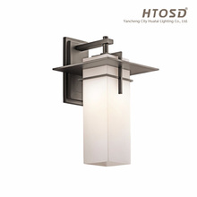 HTBD0061 new modern square outdoor wall lighting garden lamps