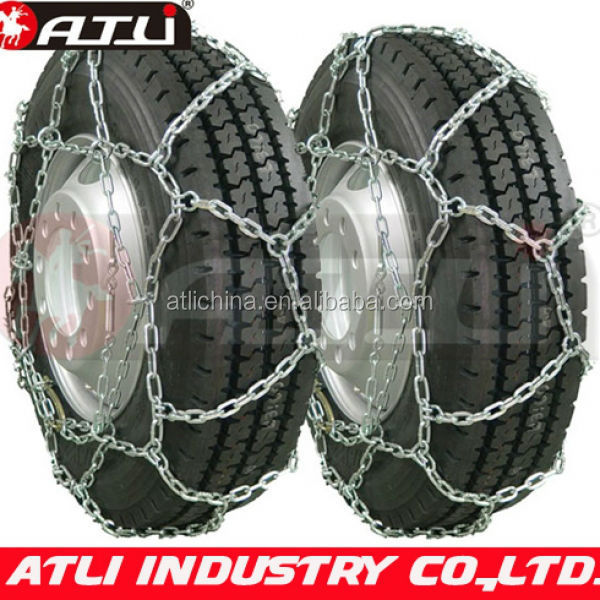 Quick mounting net type TN truck snow chain