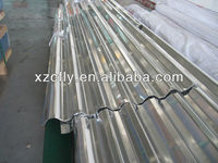 long span aluminum roofing sheet