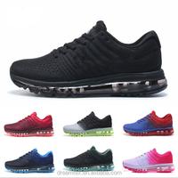 2017 new men brand shoes NeK sports breathable air cushion shoes
