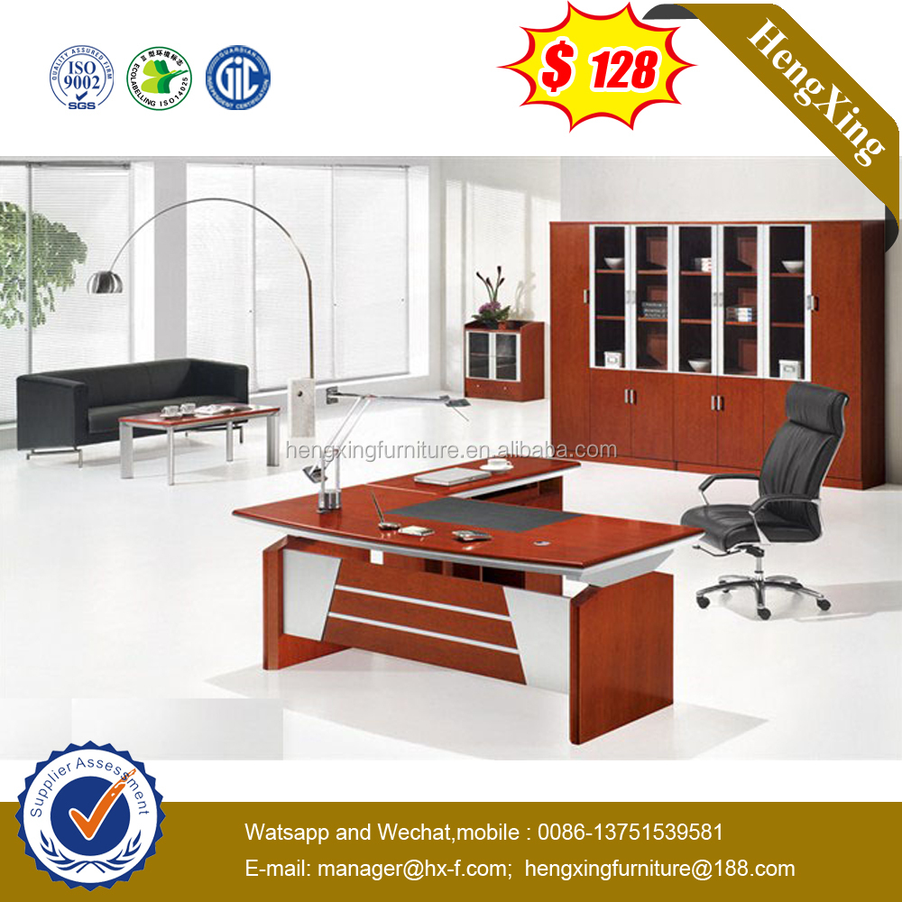 China supplier 1.8m <strong>oak</strong> color MFC executive office table (HX-G0162)