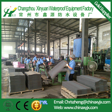 Slope Asphalt Roofing Felt Production Line for Waterproofing