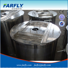 moveable tank , mixing vessel ,stainless steel tank