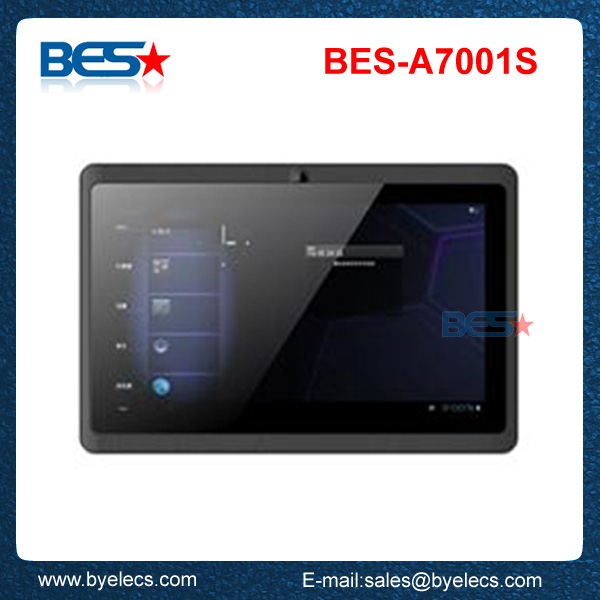 7 inch boxchip tablet Support Bluetooth dual core android 4.0 a13 tablet pc software download