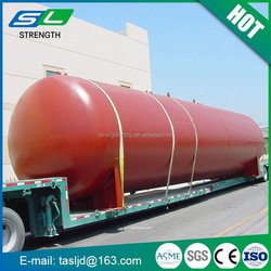 All Kinds 3m diameter 30ton industrial customized high pressure wood preservation storage tank of natural propane gas industry