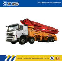 XCMG official manufacturer HB48-I 48m truck mounted concrete pump