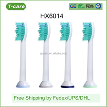 high quantity HX6014 replacement electric toothbrush head