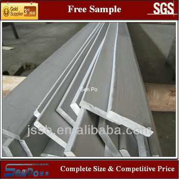 factory direct sales, ASTM A276 304 stainless steel flat bar
