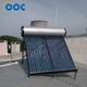 Jamaica Hot System Low Pressure Non-Pressurized Solar Water Heater For Home