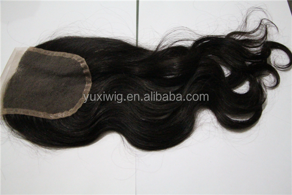 Brazilian remy human hair deep wave with closure