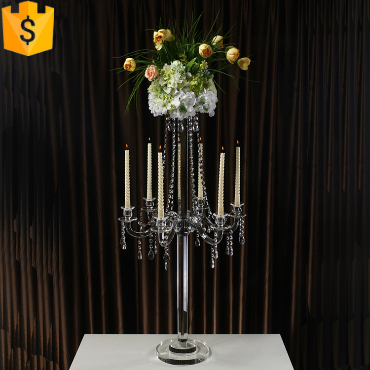 K9 crystal candelabra centerpieces wedding on sale buy for Buy wedding centerpieces