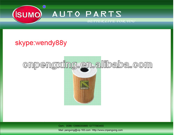 car oil filter/auto oil filter/high quality oil filter 03L 115 466 03L 115 562 26320 E115H D208 26310-27100 OX388 D for VAG