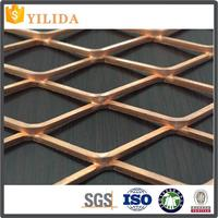 non galvanized expanded metal wire mesh